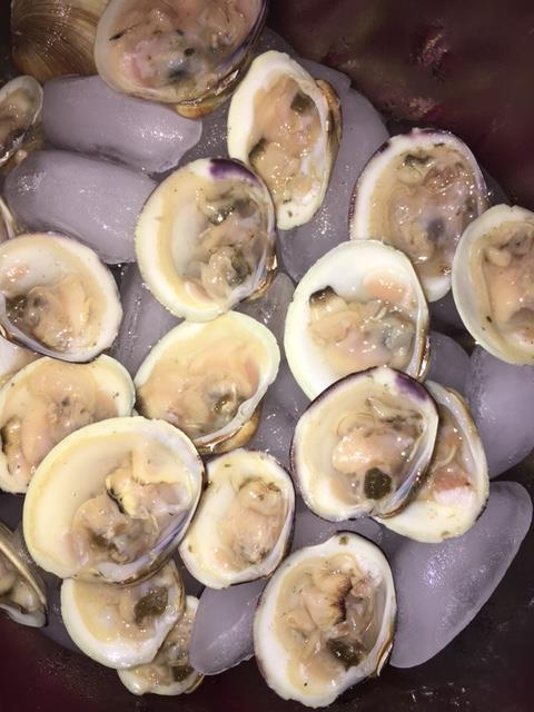 Raw Clams