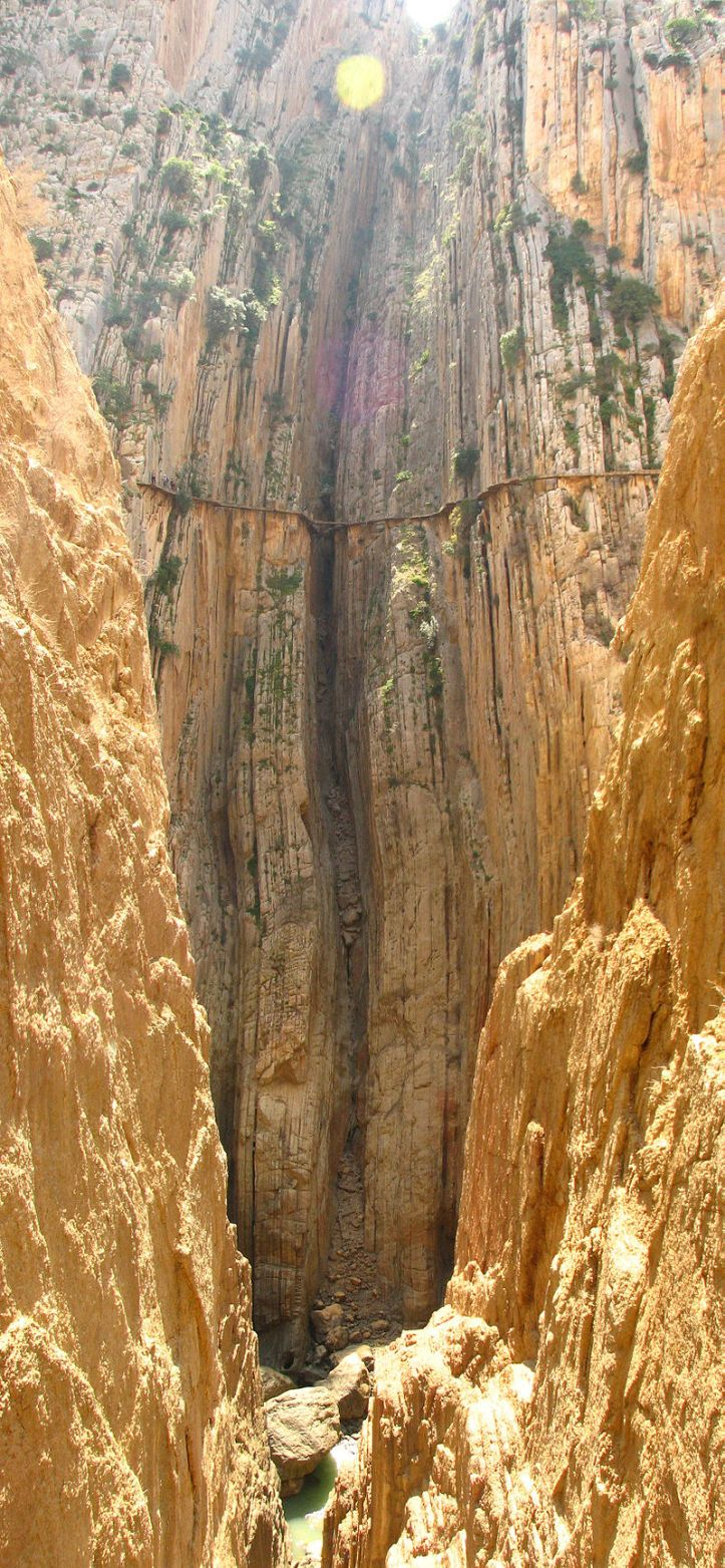 Caminito del Rey by Gabirulo flickr creative commons