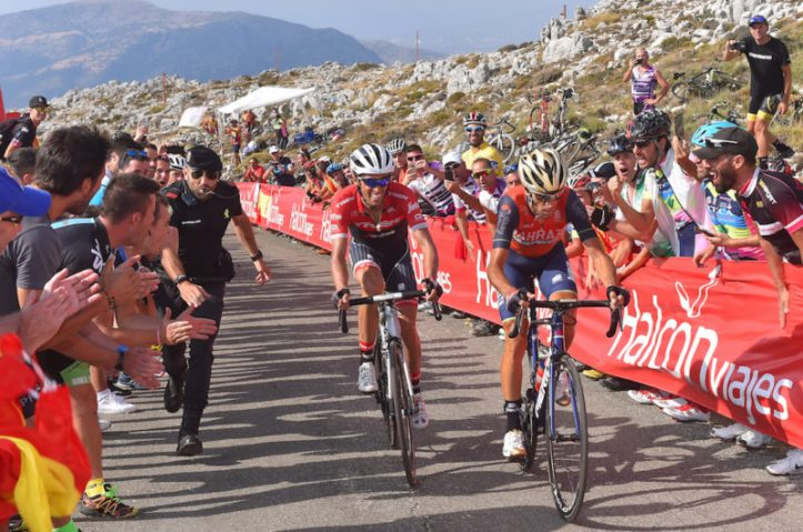 Cycling: 72nd Tour of Spain 2017 / Stage 14