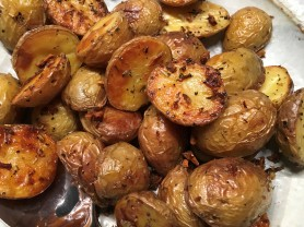 Lemon and Rosemary Roasted Potatoes