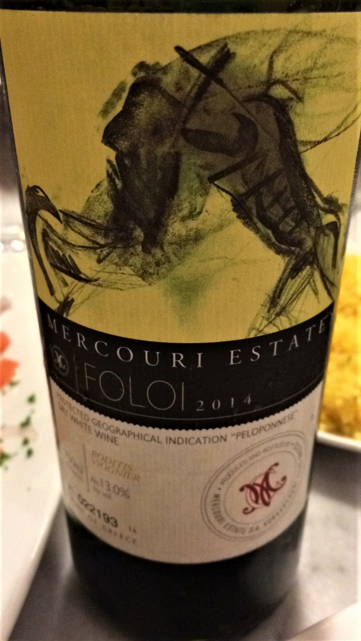 Mercouri Roditis Viognier