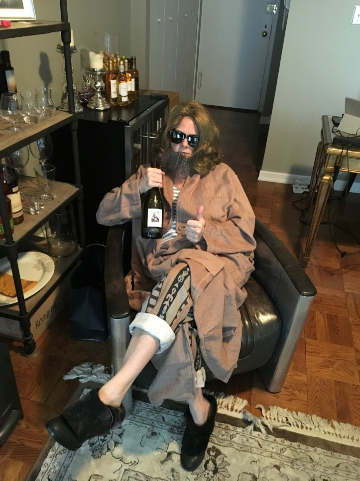 Me as the Dude 2