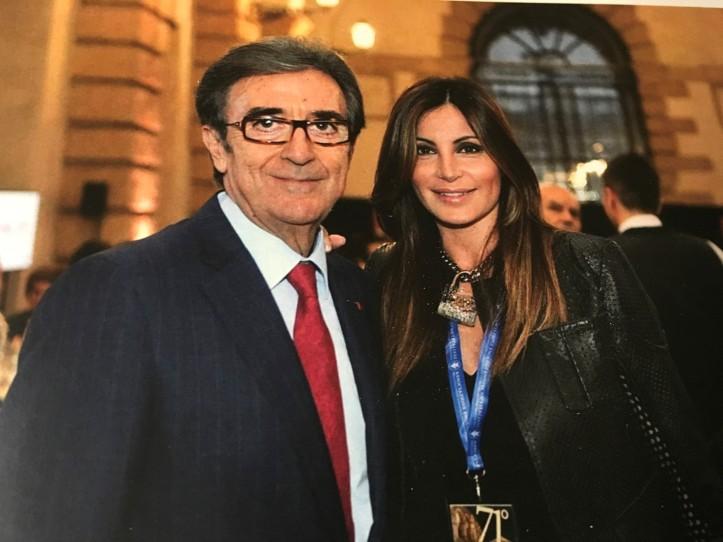Ilaria and Riccardo