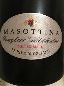 Masottina Prosecco Label