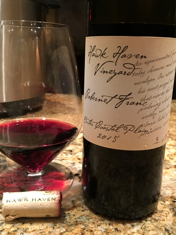 Hawk Haven Cab Franc