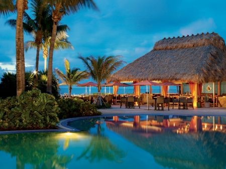 Cantina Beach at the Ritz-Carlton Key Biscayne