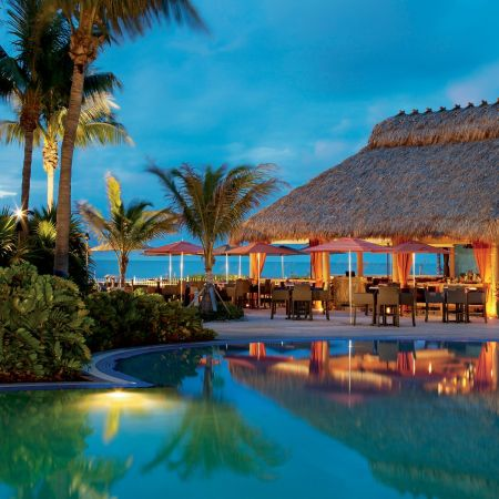 Cantina Beach at the Ritz-Carlton Key Biscayne
