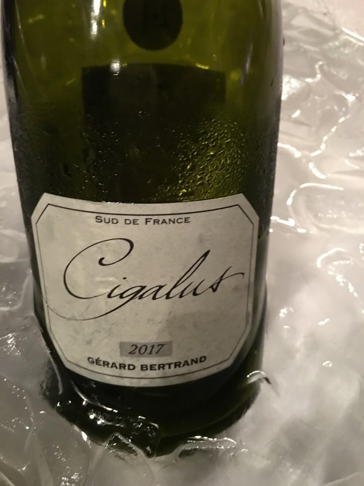 Cigalus White