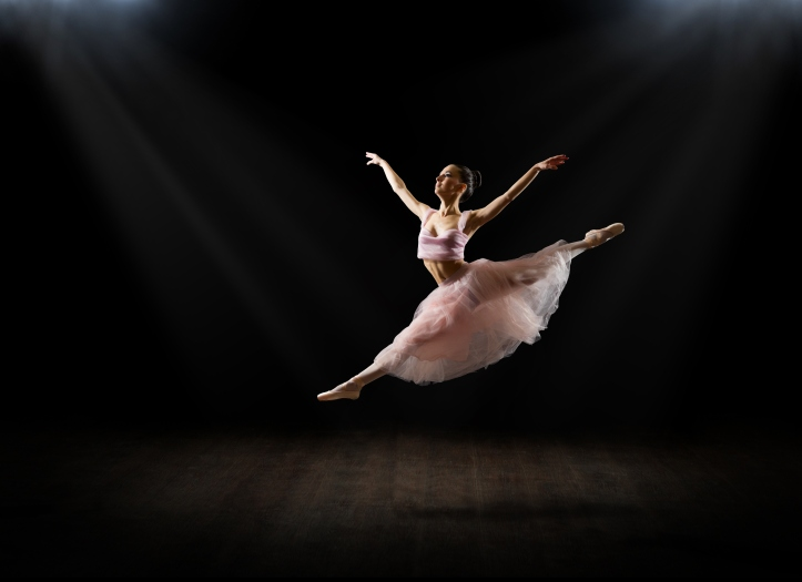 Ballerina (in theatre version)