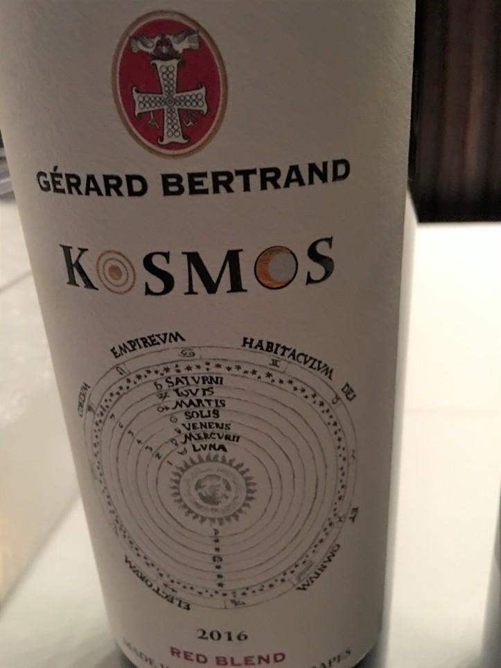 Kosmos Bertrand