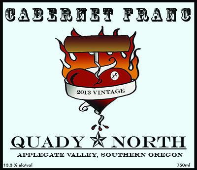 CF Applegate Valley Quady North