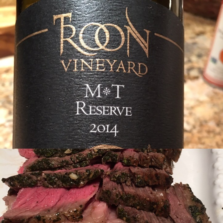 M&T Reserve and Steak