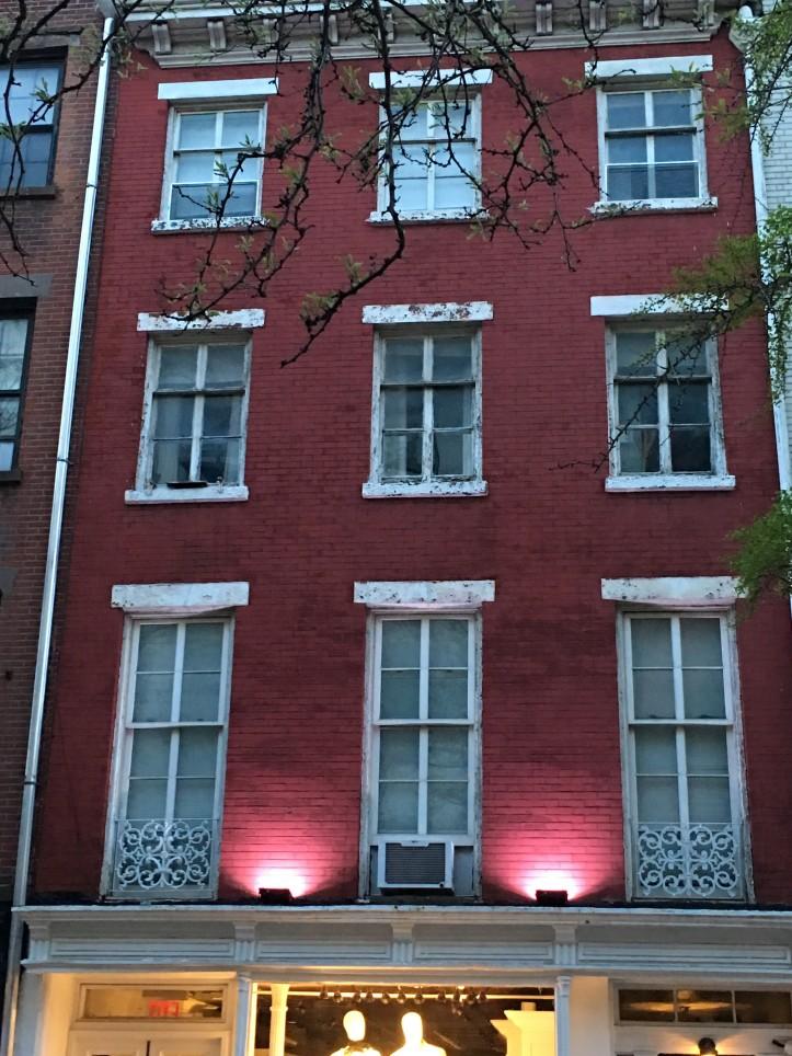 Raspberry Beret House