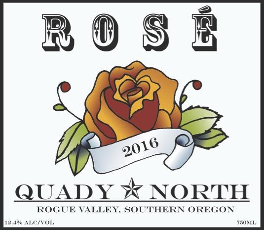 Rose Label Quady North