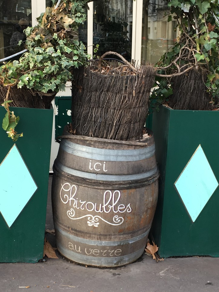 Chiroubles Barrel
