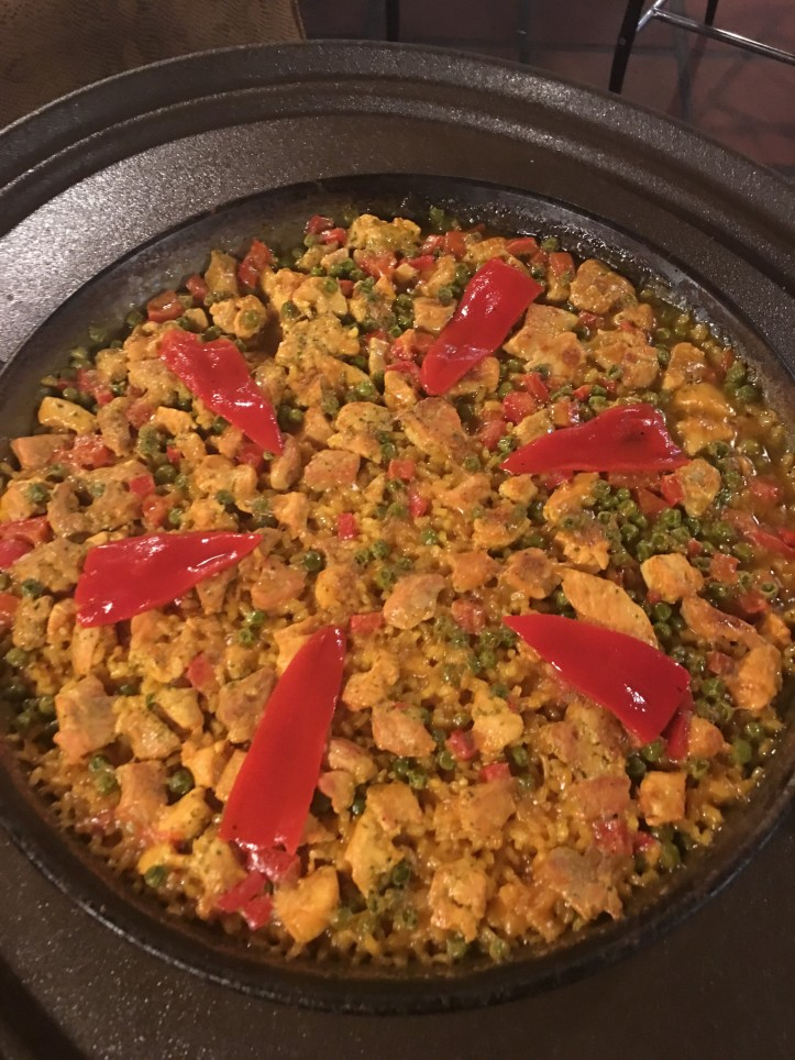 Paella for Lunch