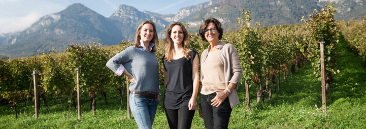 Elena Walch and Daughters from website