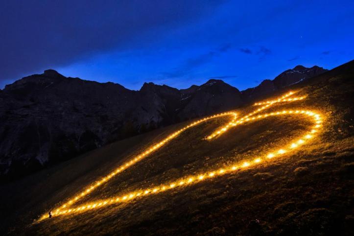 Sacred Heart Festival Alps NatGeo