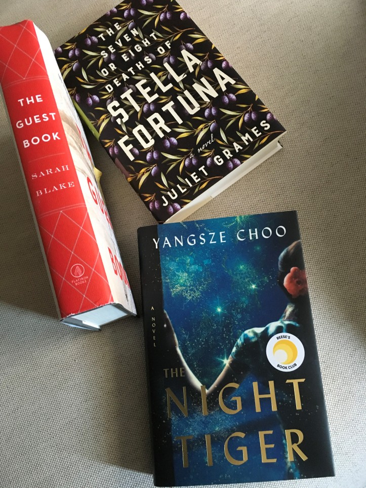 Trio of Books