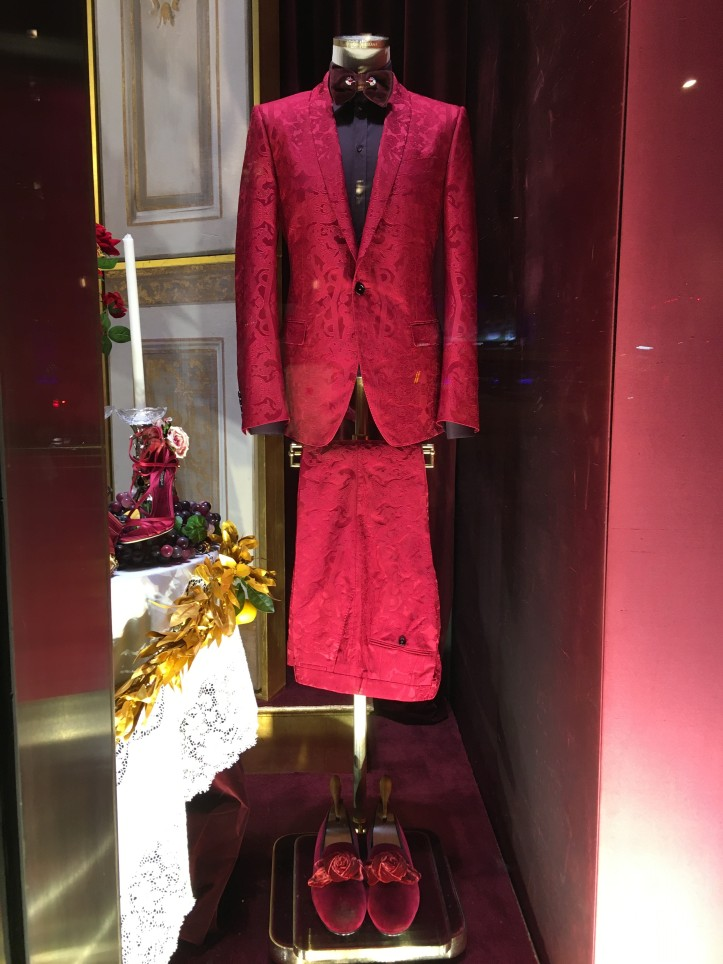 D&G Mens Suit