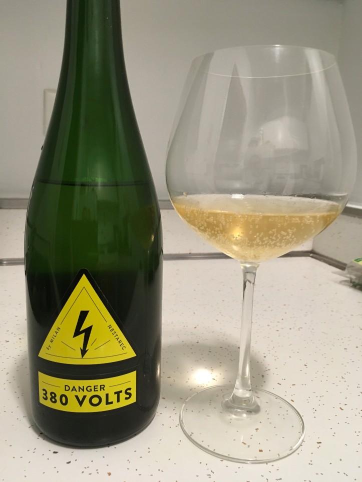 Nestarec Bottle and Glass 2