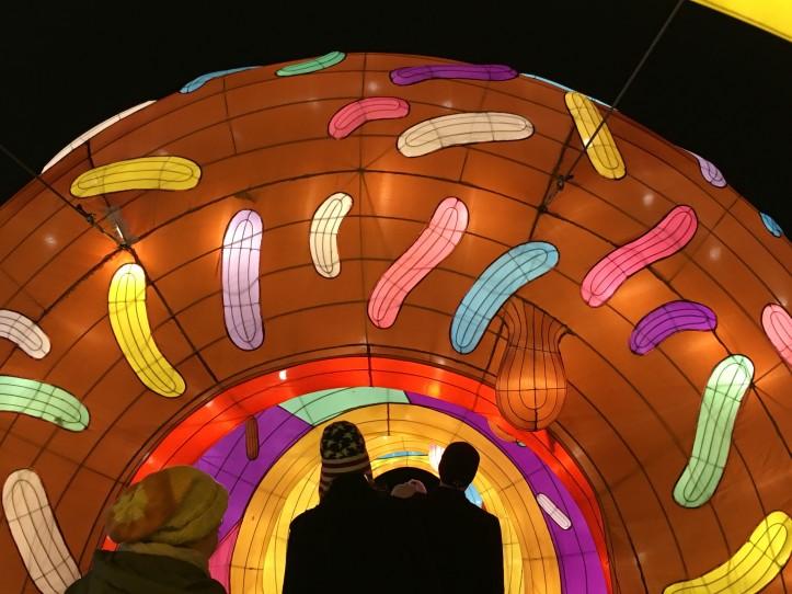 Donut Tunnel 2