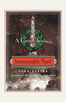 Immoveable Feast Paris Christmas