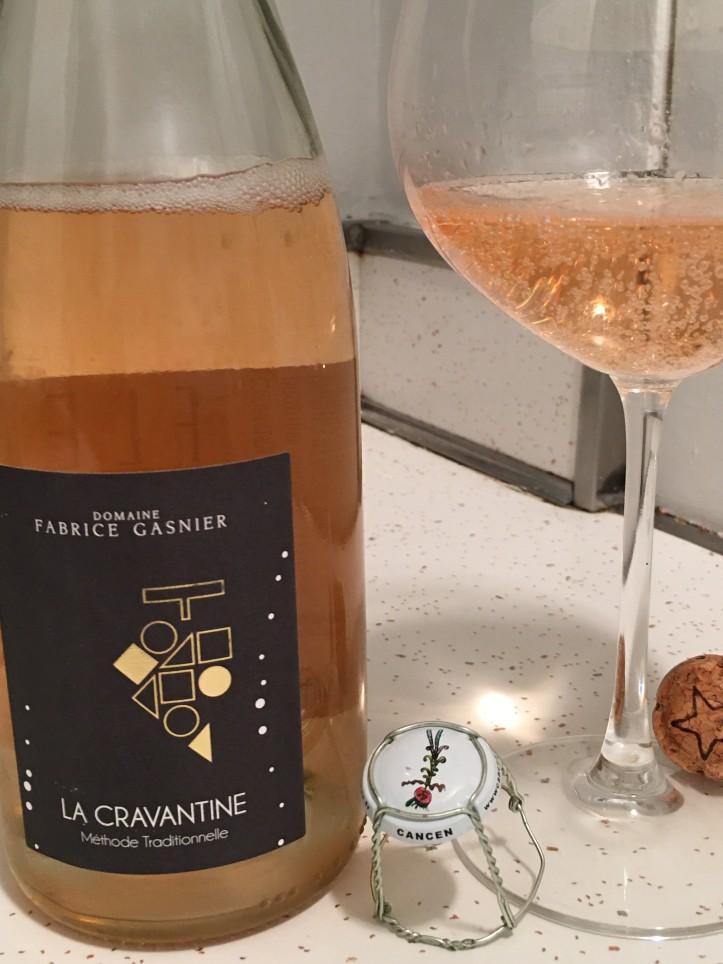 La Cravantine Bottle Shot