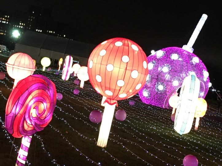 Lollipop Fields