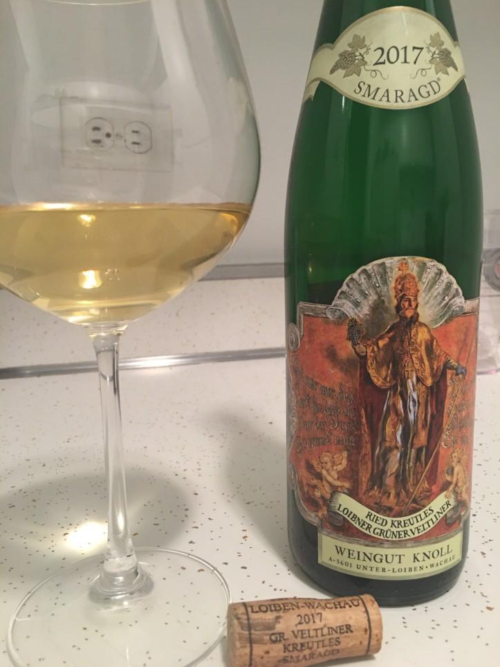 Weingut Knoll GV Bottle Shot