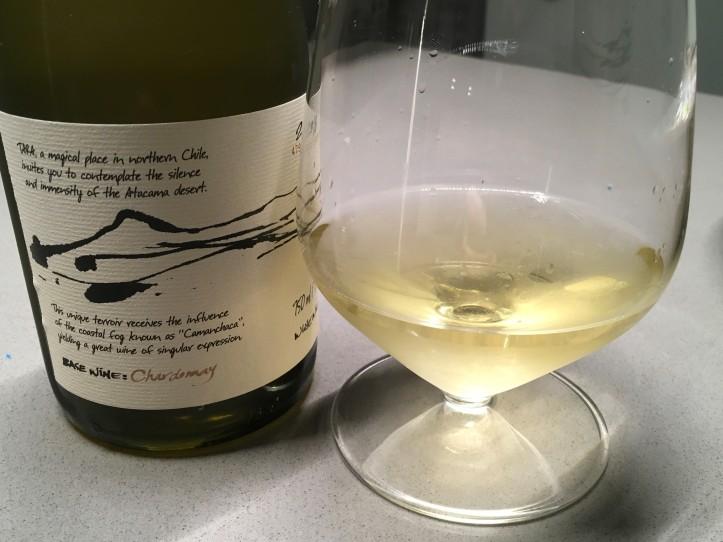 Chardonnay Close Up