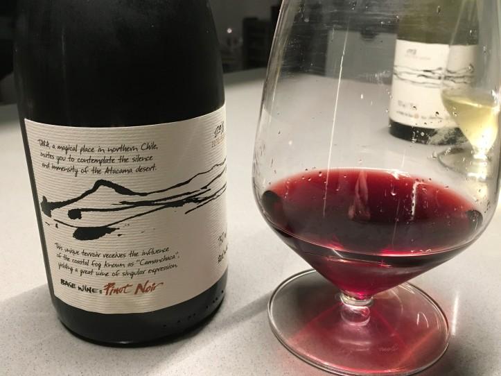 Pinot Close Up