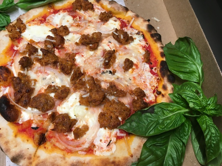 Meatball and Onion Pie from DC Pie