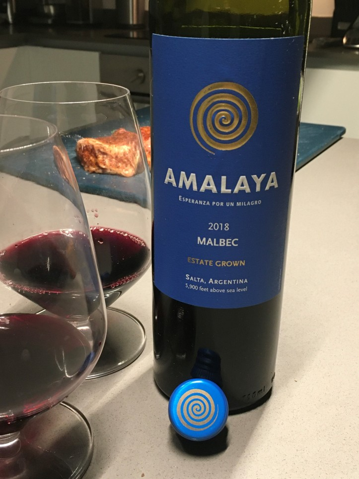 Amalaya Bottle Shot