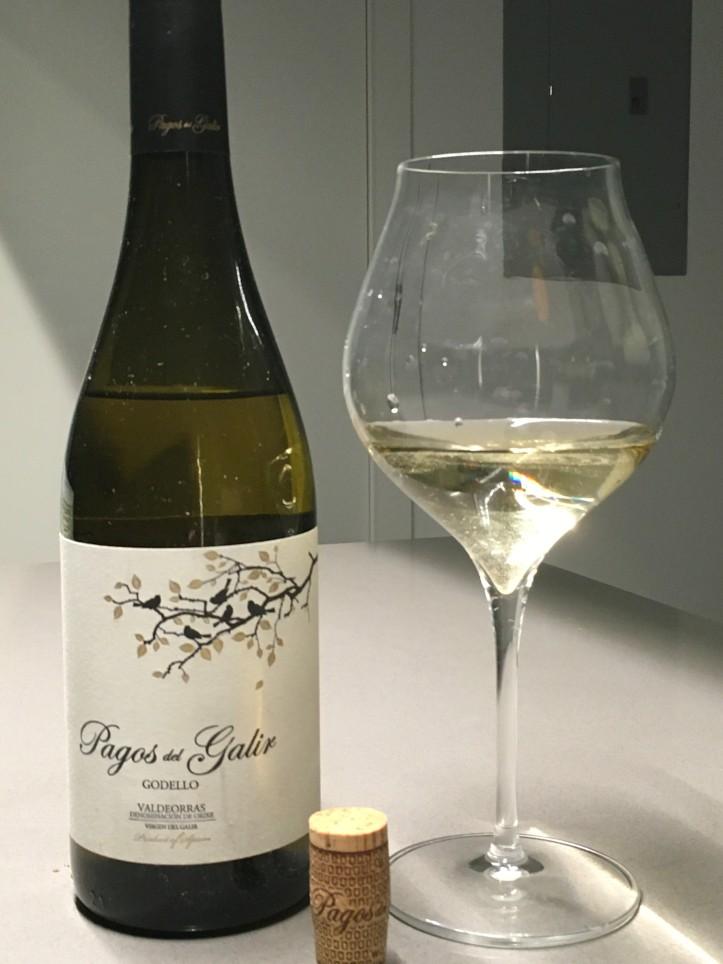 Godello Bottle Shot