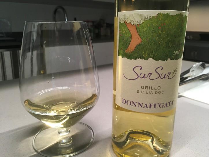 SurSur Bottle Shot and Glass