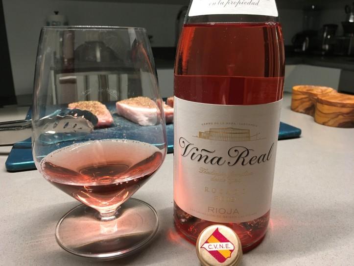 Vina Real Rosado Bottle Shot