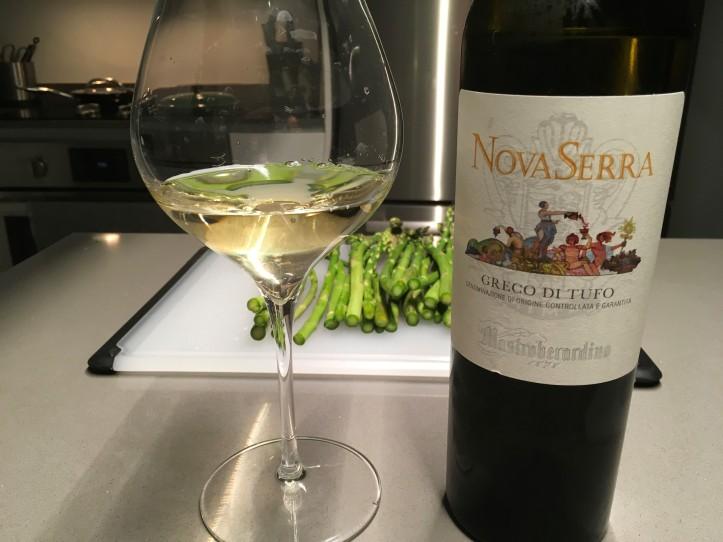 Nova Serra Greco Bottle Shot