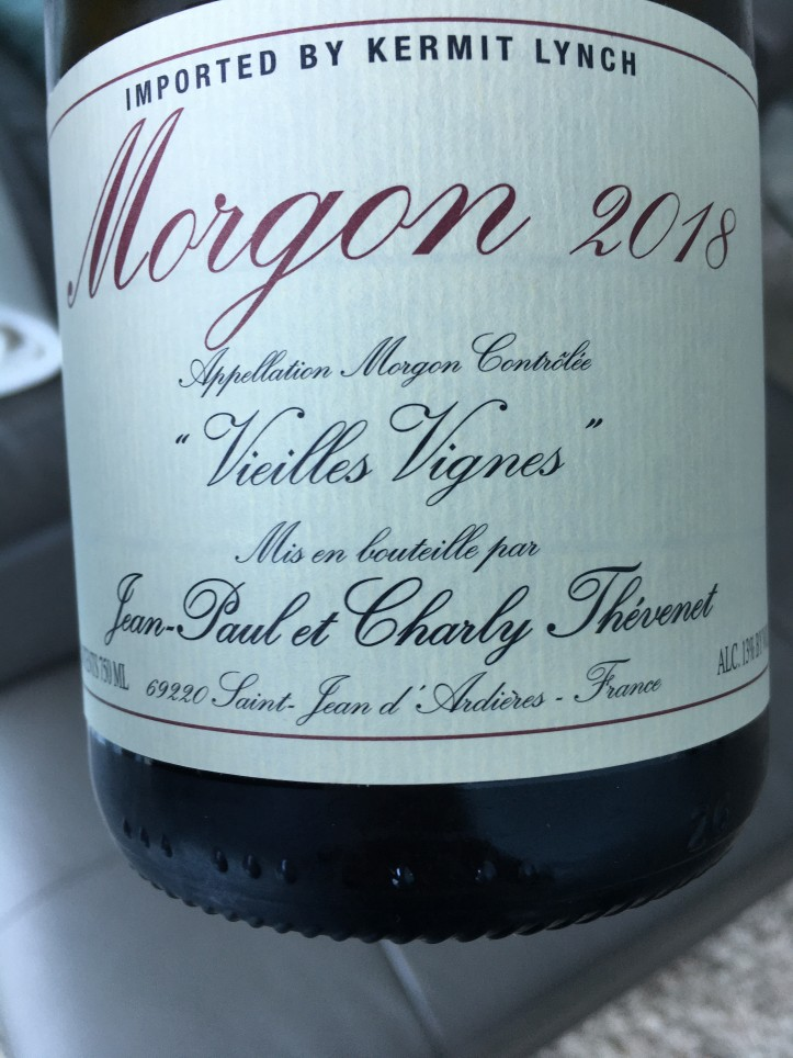 Thevenet Label