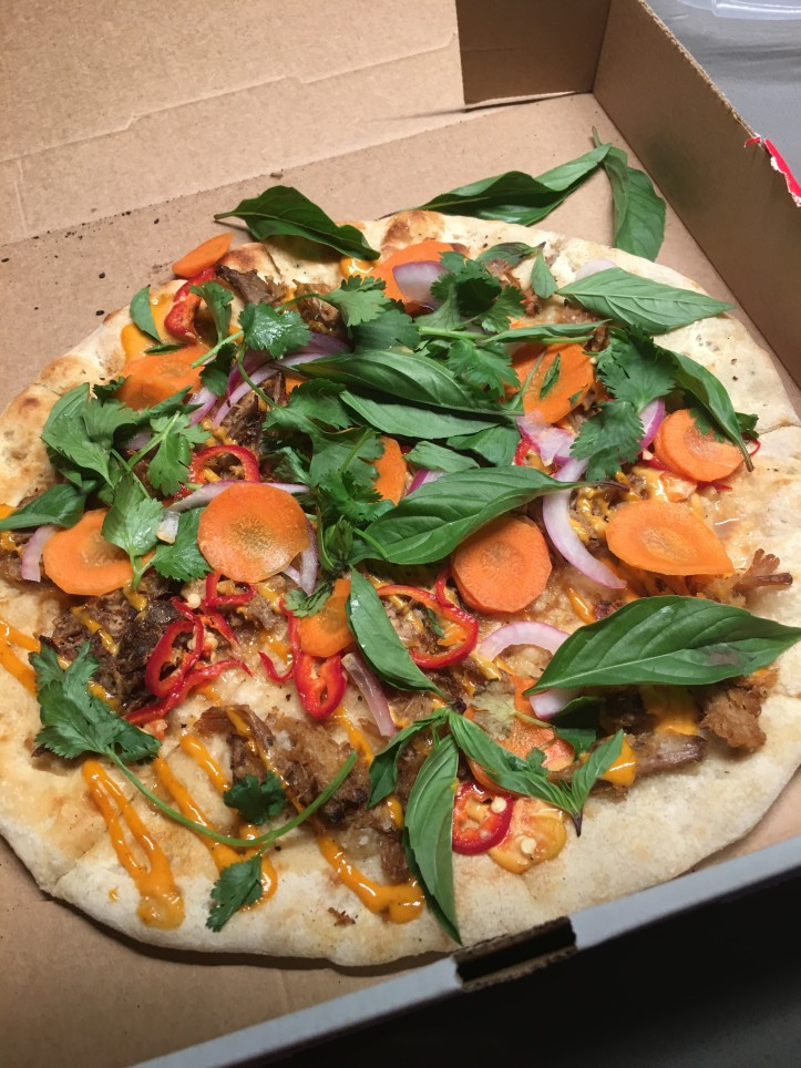 Batch Gastropub Banh Mi Pizza