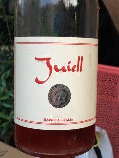 Juiell Rose Label
