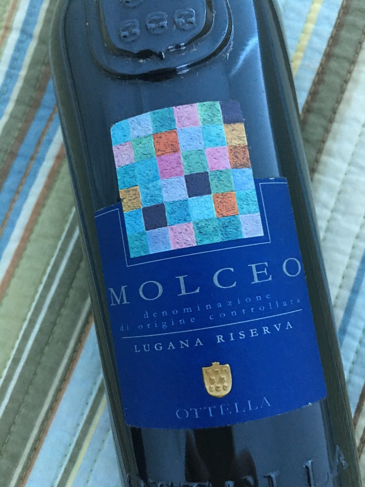 Molceo Front Label