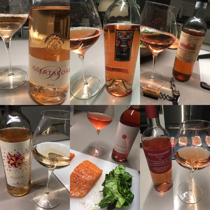 Rosato Collage for Preview